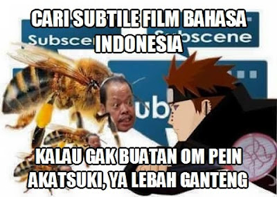 12 Meme Lucu Tentang Penerjemah Subtitle Film Populer Di Indonesia