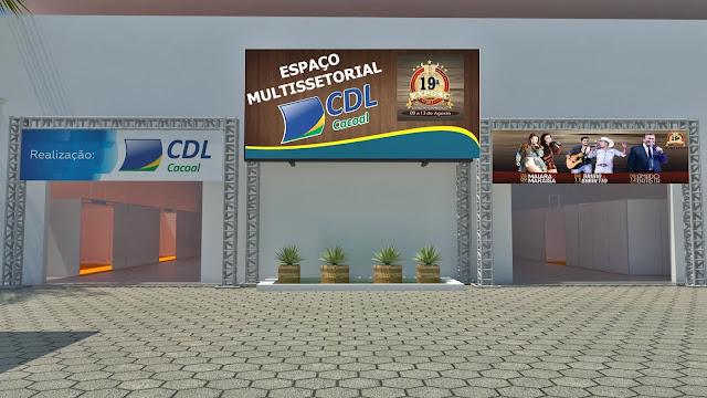 Dobradinha entre ARCA e CDL traz mais uma novidade para a 19ª Expoac