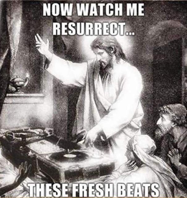 Religious Funny Easter Meme