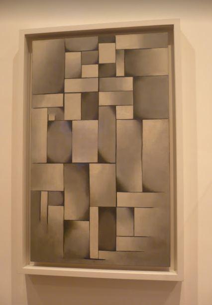 composizione in grigio di Theo van Doesburg
