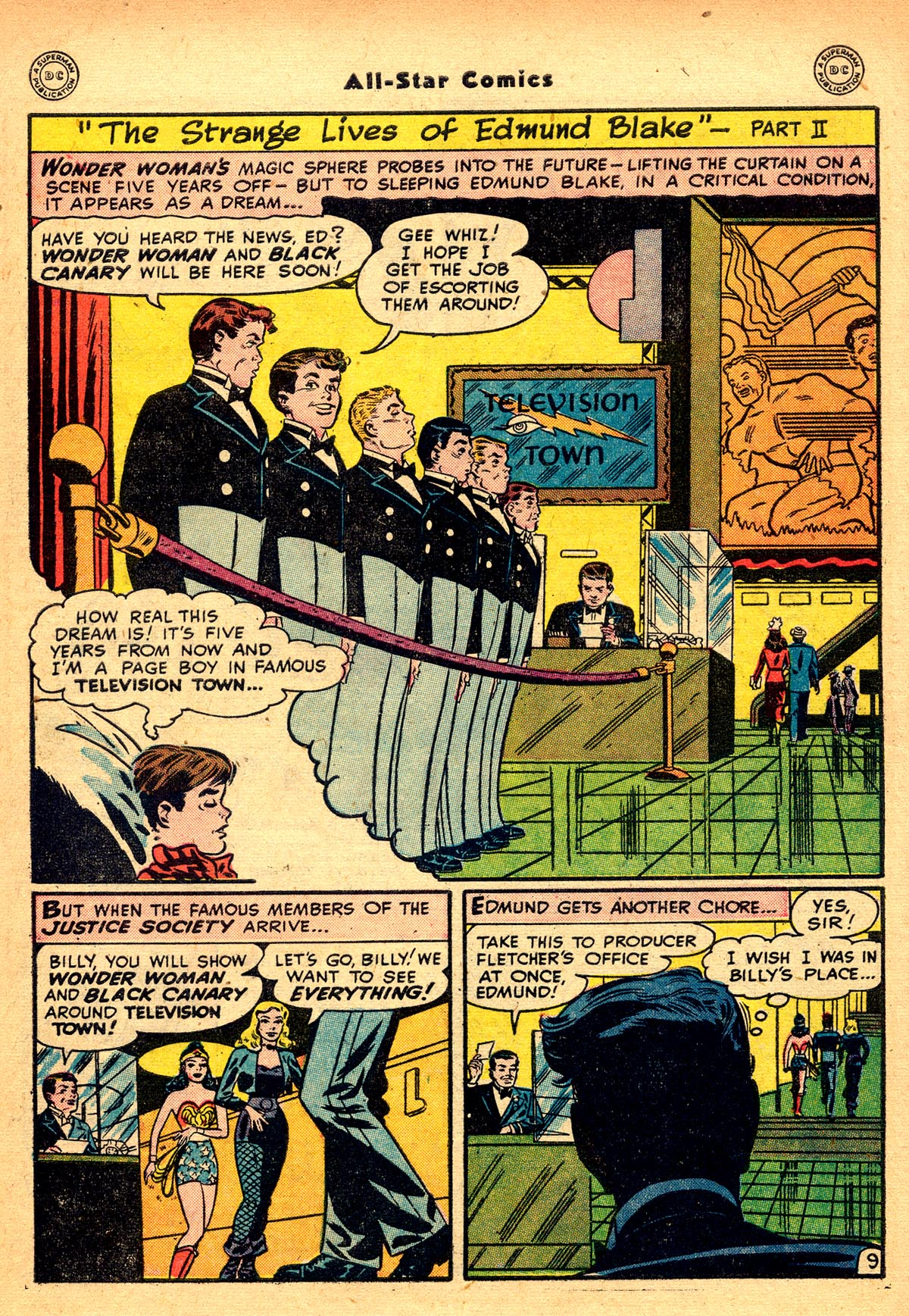 Read online All-Star Comics comic -  Issue #48 - 12