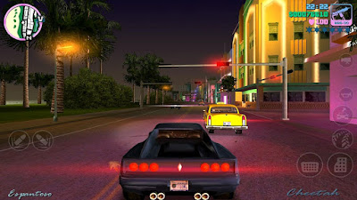 Grand Theft Auto Vice City APK +DATA Highly Compressed (199MB)