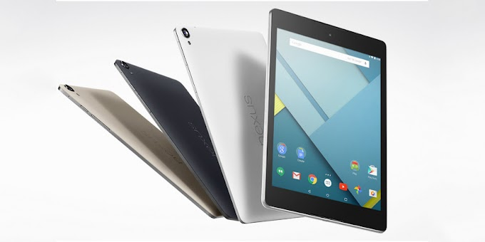 Google Nexus 9 officially announced