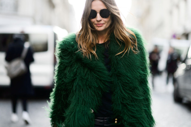 friday inspiration the style clock fashion green