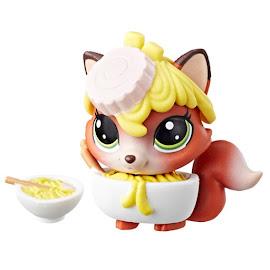 Littlest Pet Shop Series 4 Hungry Pets Fox (#4-141) Pet