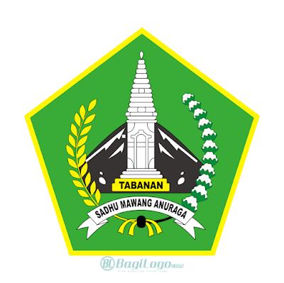 Kabupaten Tabanan Logo Vector