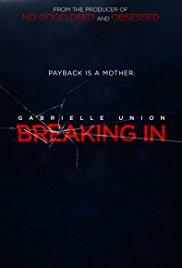 Film Breaking In 2018