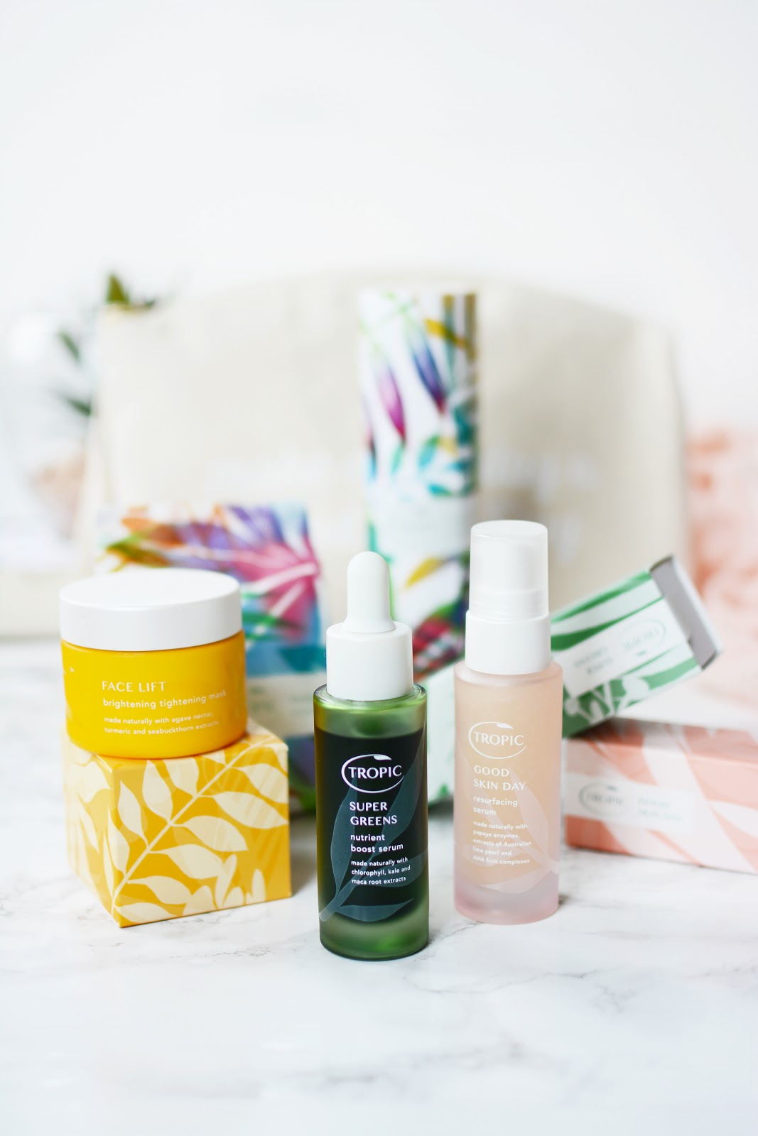 An Introduction To Tropic Skincare