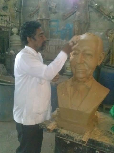 Color Visión Exhibirá busto de Don Popy Bermúdez