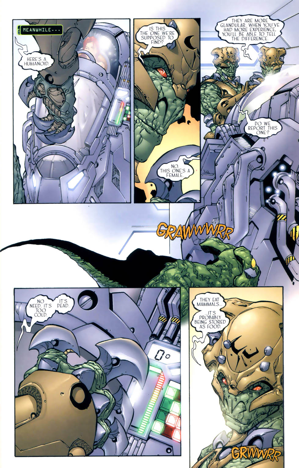 Read online Sigil (2000) comic -  Issue #4 - 18
