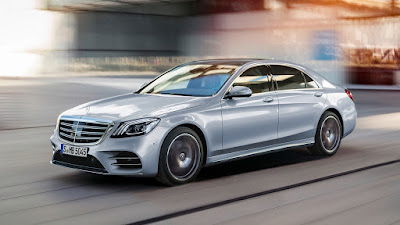 Mercedes Benz S-Class Saloon 2018 Review, Specs, Price