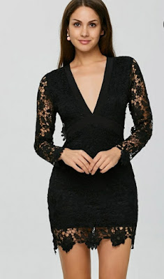 https://www.dresslily.com/lace-belted-open-back-plunge-dress-product1870178.html
