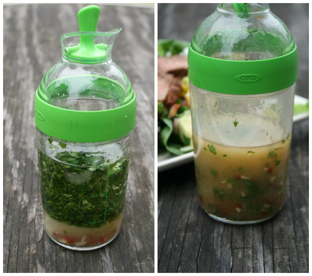 OXO's Little Salad Dressing Shaker