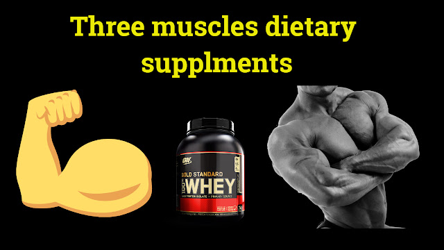 three muscle dietary supplements are waste of money bcaa hmb-hydroxy methy butrate and glutamine,