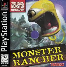 Free Download Monster Rancher Games PSX ISO PC Games Untuk Komputer Full Version - ZGAS-PC