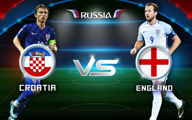 FREE IPTV WORLD CUP 2018 - CROATIA V ENGLAND
