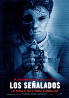 Poster Oficial del film de Christopher Landon