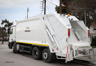 Ενισχύουμε με νέα οχήματα και προσωπικό την υπηρεσία Καθαριότητας