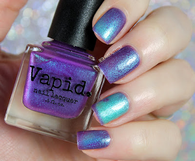 Vapid Lacquer Disambiguation