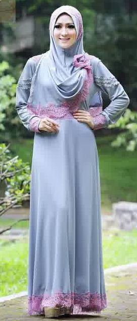 Busana Muslim Wanita Model Baru