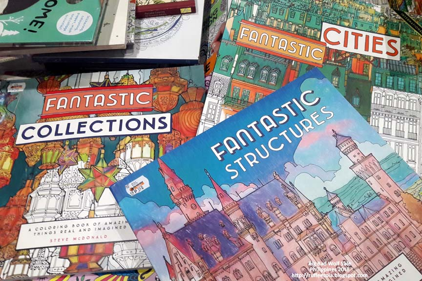 I Had Fantastic Cities From The Collection Of Adult Coloring Books By Steve McDonald Sadly Have Not Completed A Page