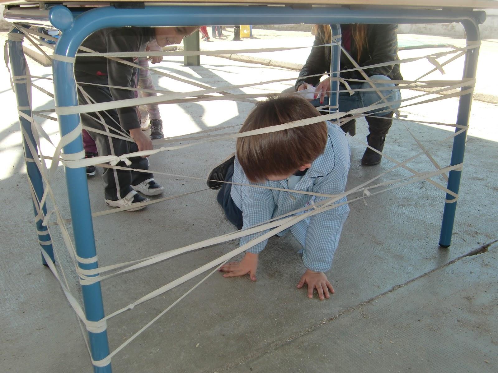 Profe Rafa De Infantil Gincana De Juegos Para Infantil