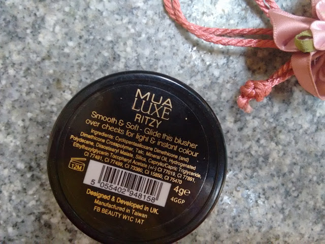 best affordable cream blush