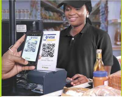 Payment made easy and secure with Diamond mVisa | cashless enhancement