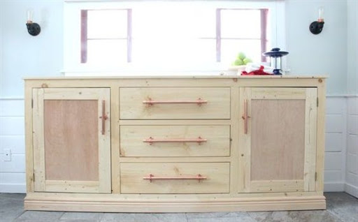 long sideboard buffet