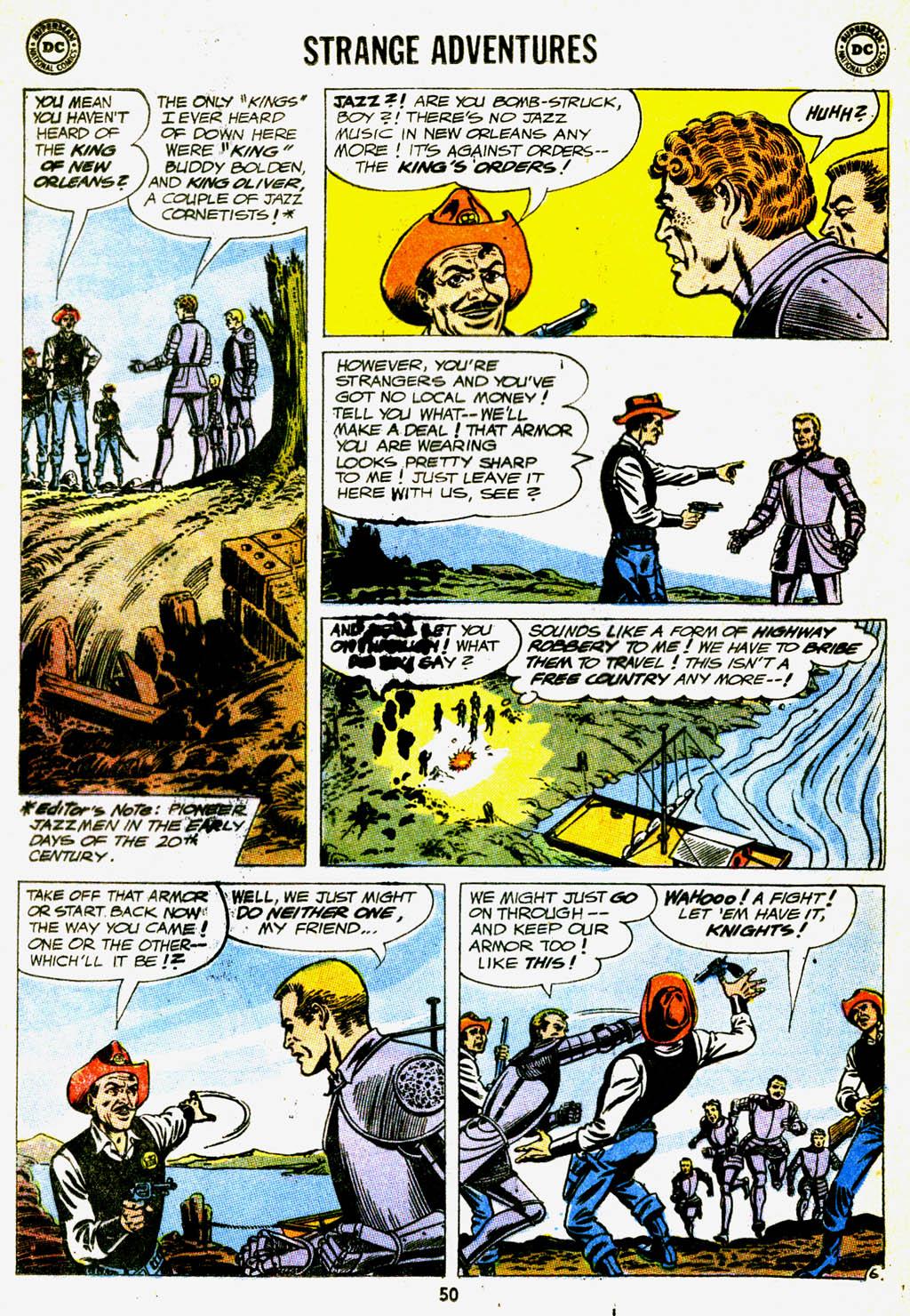 Strange Adventures (1950) issue 227 - Page 51
