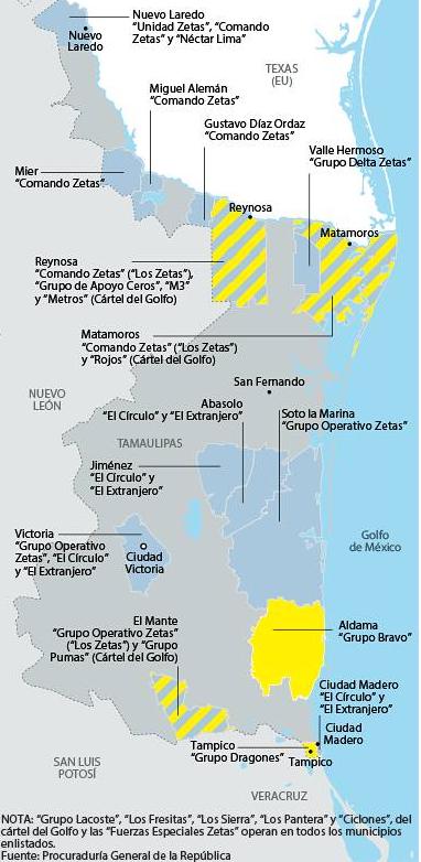 fd5f16dde44 Borderland Beat  10 years of Terror in Tamaulipas