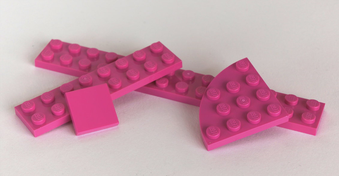 NEW LEGO Part Number 15395 in a choice of 7 colours