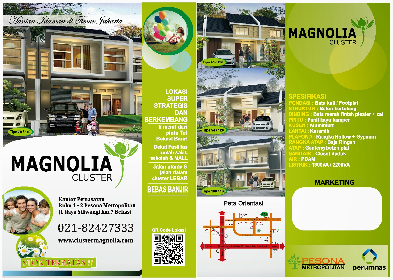 Cetak Flyer Full Colour