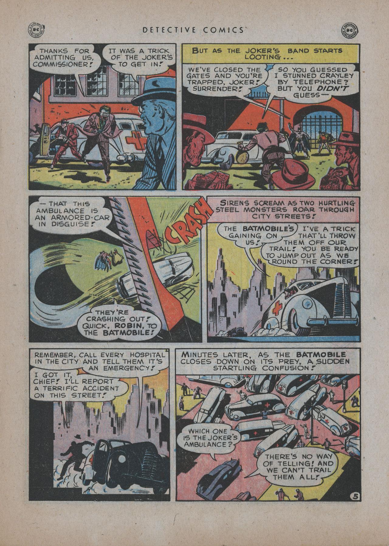 Read online Detective Comics (1937) comic -  Issue #137 - 7