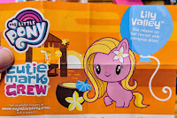My Little Pony Series 4 Cutie Mark Crew Lily Valley