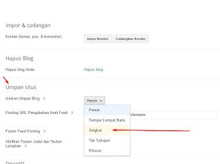 Cara Mencegah Artikel/Posting Blog Di Duplikat