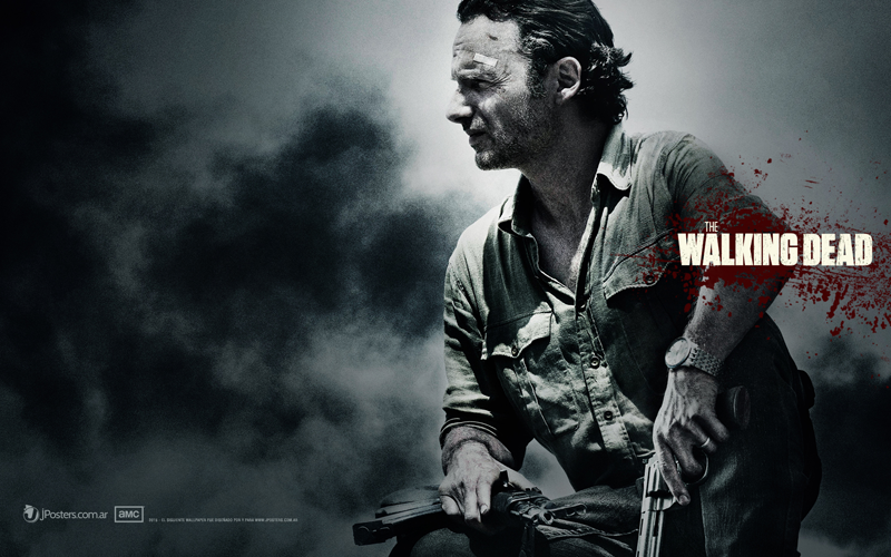 Nuevo Poster Oficial De The Walking Dead Temporada 7