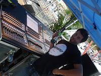 gianluca cavallini sound engineer tecnico del suono