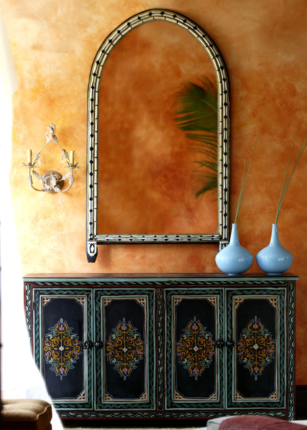 Moroccan furniture - Moroccan Interior design