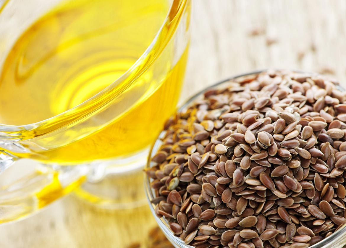 Linseed oil for hair 46