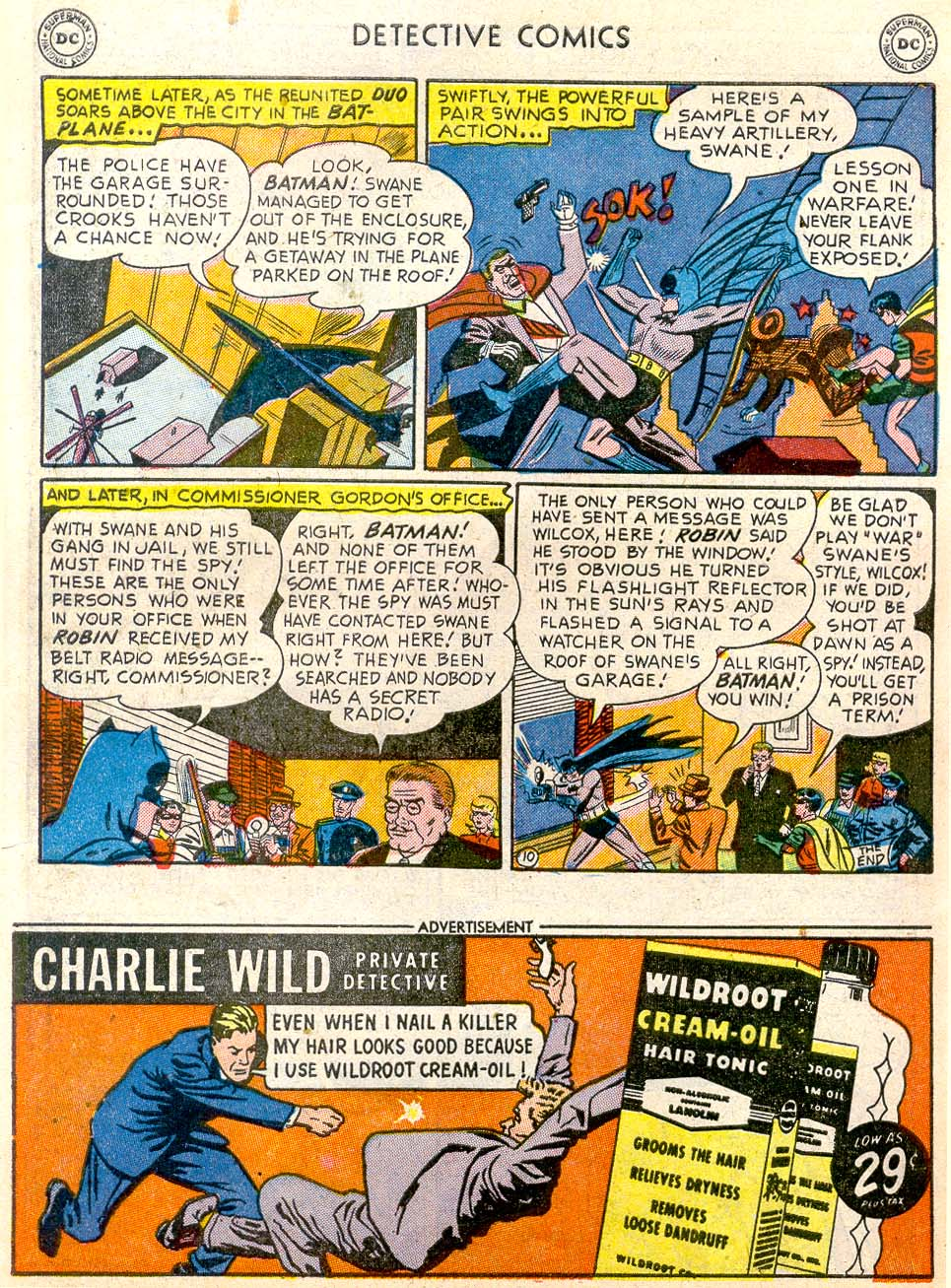 Read online Detective Comics (1937) comic -  Issue #178 - 12
