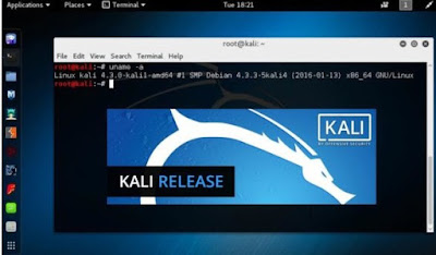 kali linux 2017 released with new features