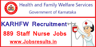 KARHFW Recruitment 2017