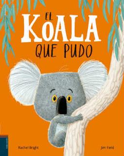selección cuentos infantiles día del libro 2018 el koala que pudo miedos