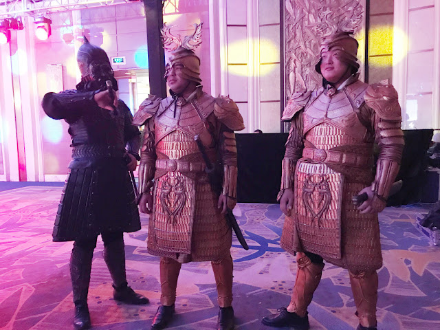 Tribes and Empires Storm of Prophecy cosplay