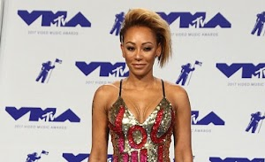 Mel B ' Put Off Romance With Beverly Hills Policeman' Before 'Kissing Mystery Man' During Wild Night