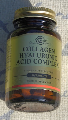 Solgar Collagen Hyaluronic Acid Complex Supplements
