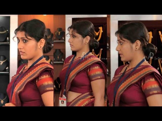 Sarayu Hot Saree Side View Photos | Stills | Images | Pics