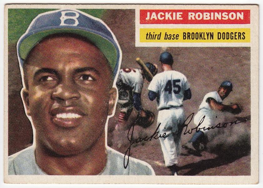 Number 5 Type Collection Favorite Vintage Baseball Card