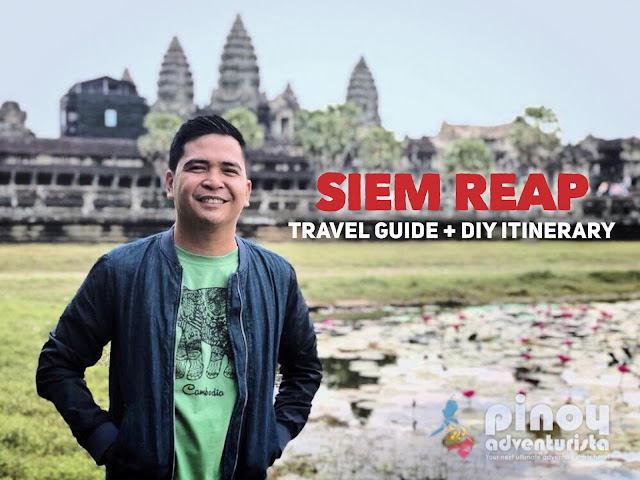 NEW UPDATED First-timer's Siem Reap Travel Guide Blogs 2020 with DIY Itinerary and Expenses Cambodia